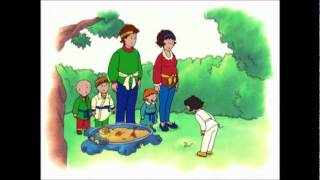 Caillou Family Collection 9 3