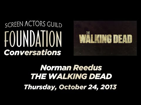Conversations with Norman Reedus of THE WALKING DEAD