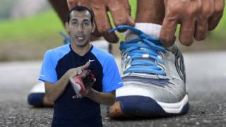 Seleccionar tu tenis para correr