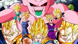 Top 50 Strongest Dragon Ball Z Characters & Forms Ver.2