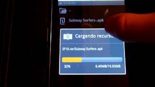 Descargar Subway Surfers Para Celulares NO Compatibles