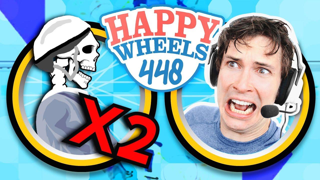 happy wheels 6