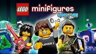 LEGO Minifigures Online - Launch Trailer
