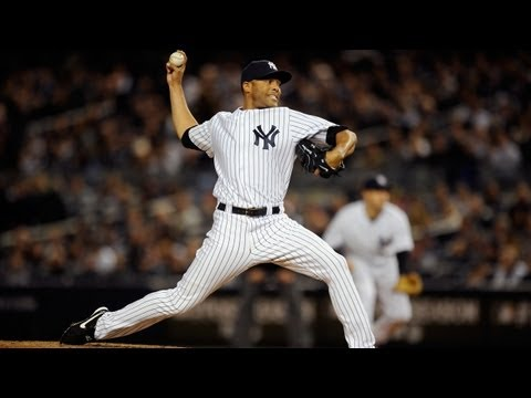 Mariano Rivera Teaches 3 Important Pitching Tips