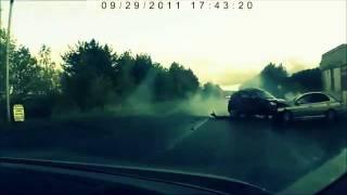 Подборка ДТП с видеорегистраторов \ Car Crash compilation