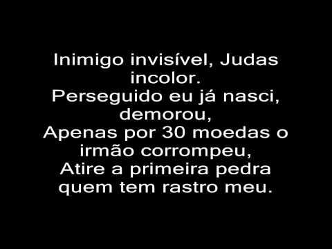 Racionais MC's - Jesus Chorou (letras) HD