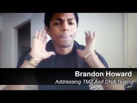 EXCLUSIVE: Is Brandon Howard Michael Jackson Son