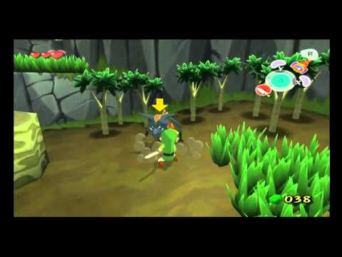 The Legend of Zelda Wind Waker Gameplay Dolphin Emulator HD