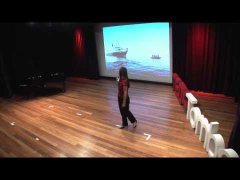 Marina Klink at TED