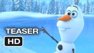 Frozen Official Teaser Trailer #1 (2013) Disney Animated