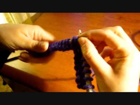 Maglia lezione 1 (1a parte): Avvio, diritto e rovescio