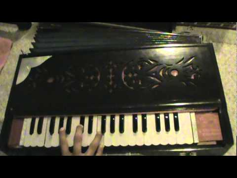 Learn Harmonium - Shiva Dhun Jai Shiva OmKara - Learn How to play harmonium 15