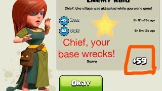 Clash Of Clans Defense Strategy Town Hall Level 6 (trophy