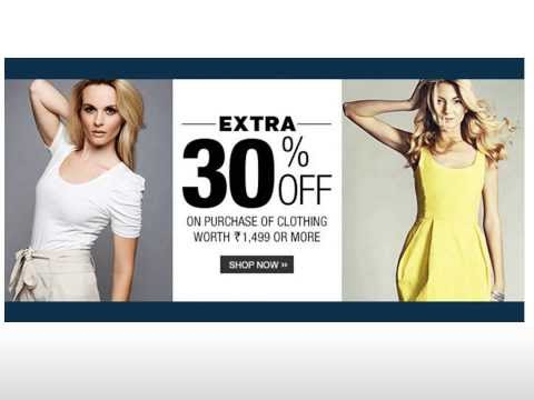Coupons India, Flipkart Coupons, Myntra Coupons