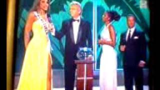 Miss Universe 2008 TOP 5 (question&answer)