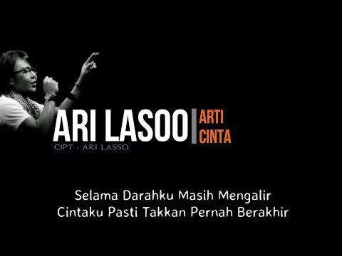 Lagu Ari Lasso Arti Cinta Lirik - Ari Lasso - Arti Cinta ...