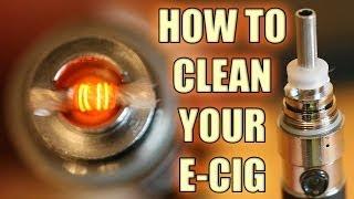Clean Your Atomizer Protank EVOD MT3 T3 Kanger