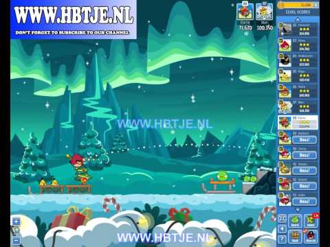 Angry Birds Friends Tournament Week 82 Level 2 high score 115k (tournament 2)