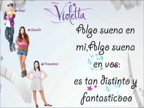 télécharger Violetta – Algo suena en mi