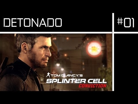 Splinter Cell: Conviction - #01