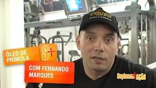 Fernando Marques - Óleo de Prímula