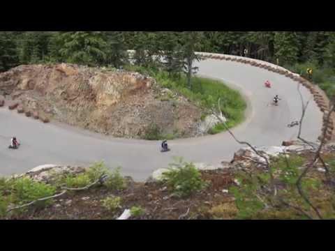 2014 Whistler Longboard Festival
