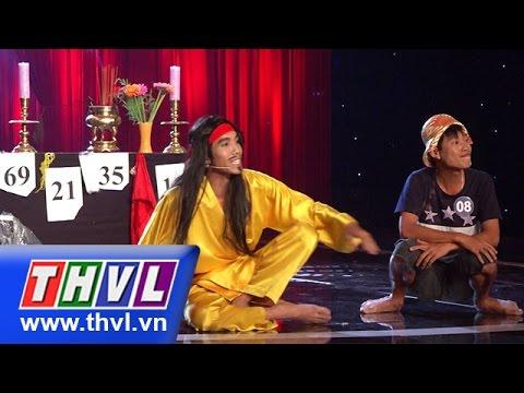 THVL | Cười xuyên Việt (Tập 4) - Vòng chung kết 2: Động bàn...đề - Dương Thanh Vàng, Lâm Văn Đời