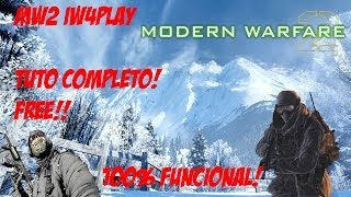Tutorial Call Of Duty MW2 Multiplayer+DLCS IW4PLAY 05/09/14