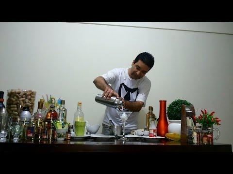 Receita - Batidinha de coco - Executivo dos Drinks - Denis de Moraes