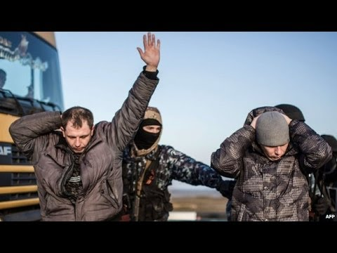 Ukraine crisis: Russia must engage with Kiev, says G7