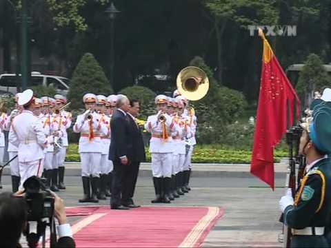Thủ tướng Malaysia thăm chính thức Việt Nam