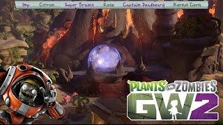 Plants vs. Zombies Garden Warfare 2 - New Gameplay