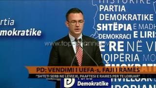 PD Vendimi i UEFA, faji i Rams  Top Channel Albania  News  L