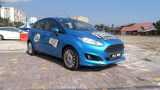 2013 Ford Fiesta Sport Start-Up And Full Vehicle Tour
