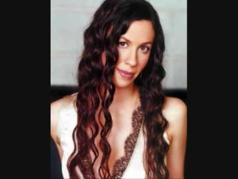 Alanis Morissette Uninvited with Lyrics