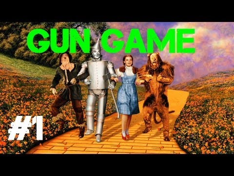Custom Zombies - Zebba Farms (Oz) Gun Game: Totally Forgot Where Jug Was (Part 1)