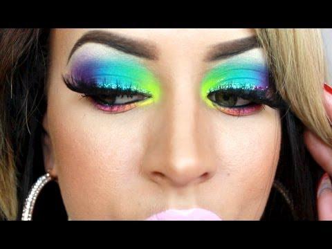 take me to brazil carnival makeup tutorial youtube. Black Bedroom Furniture Sets. Home Design Ideas