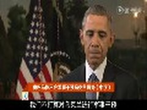 [FULL] Obama Looks Frustrated When Saying There Will Be No Military Intervention By US In Ukraine