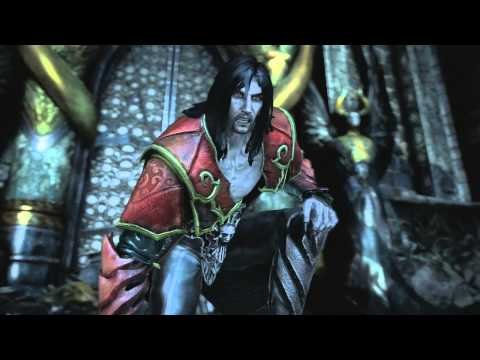 testando demo -  castlevania lord of chadow 2