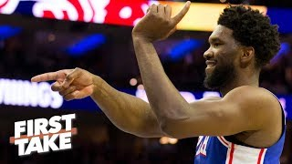 76ers are one shooter away from winning the East - Stephen A.   First Take
