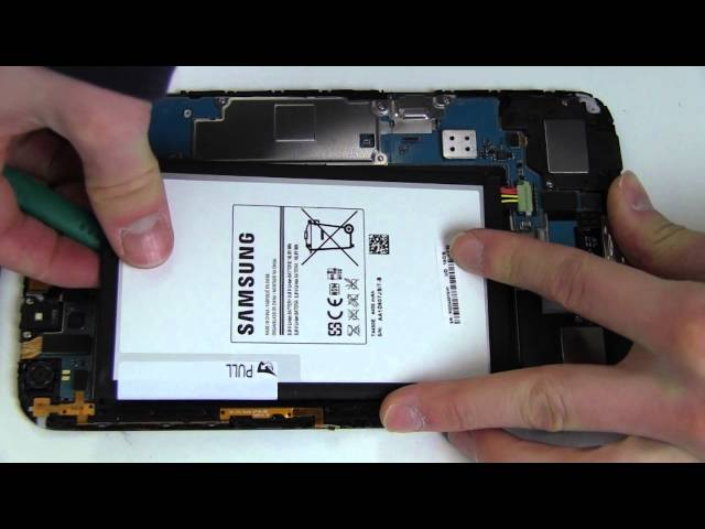 How to Replace Your Samsung Galaxy Tab 3 8.0 SM-T311 Battery