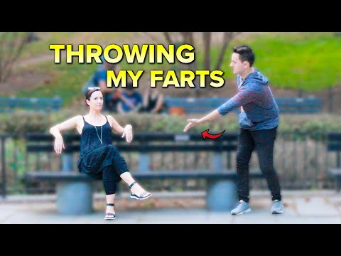 THROWING MY FARTS