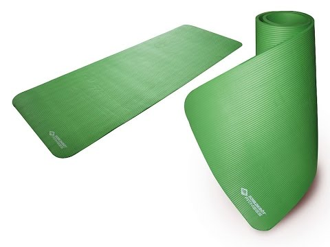 Yoga Mat BI-Colour