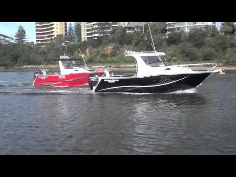OMM 650CC Ultra Vee All-Rounder Plate boats