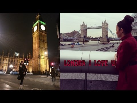 Video racconto...magica Londra ♥ ♥ ♥