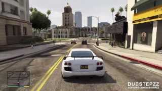 GTA V (5) | Audi R8 [Obey 9F] Customisation + Gameplay