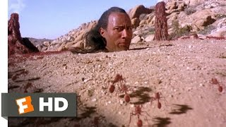The Scorpion King (2/9) Movie CLIP Fire Ants (2002) HD