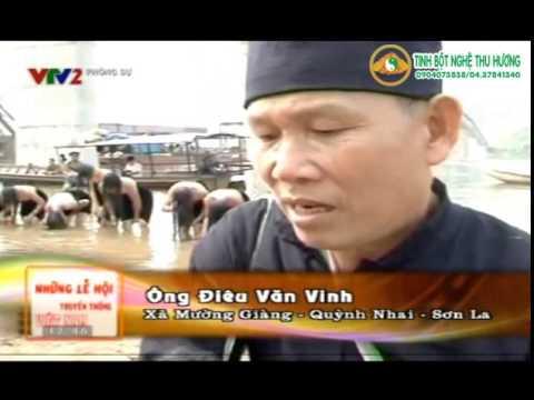 Lễ gội đầu cuối năm của dân tộc Thái ở Mường Giàng, Quỳnh Nhai, Sơn La