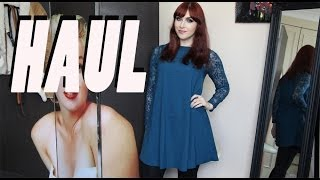Clothing Haul ft; SheInside, Romwe, Choies & Primark.