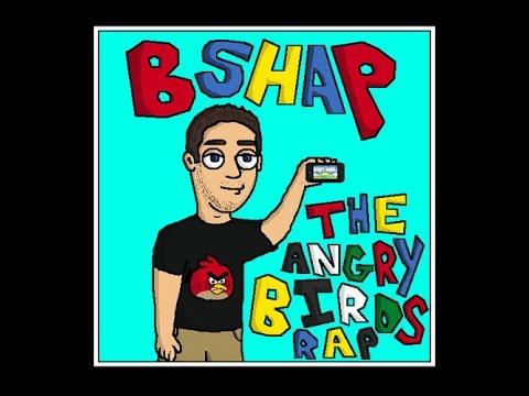 Игре Angry Birds посвятили рэп :)
